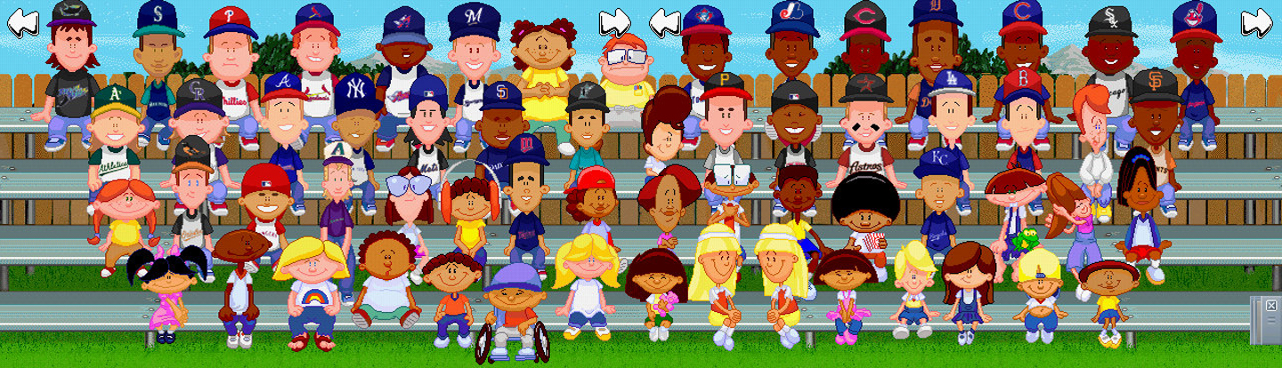 Best Backyard Baseball Lineup of ALL TIME - Best Backyard Baseball Lineup Of ALL TIME -