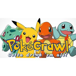 pokemon bar crawl boston