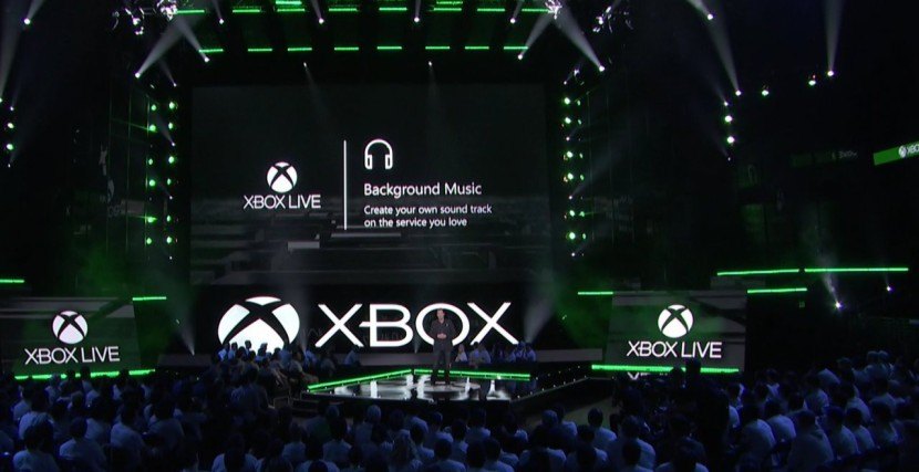xbox one background music