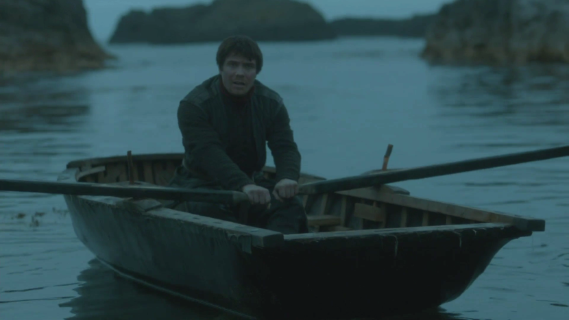 gendry-rowing-game-of-thrones-hbo