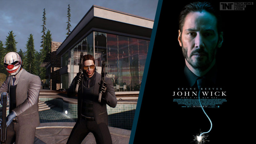 John Wick Video Game