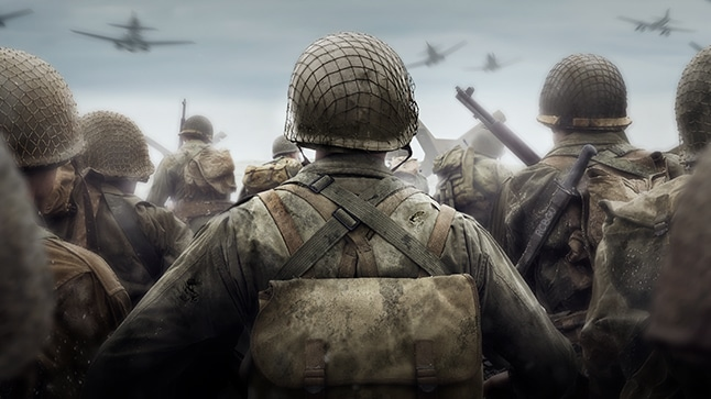 Cod wwii review