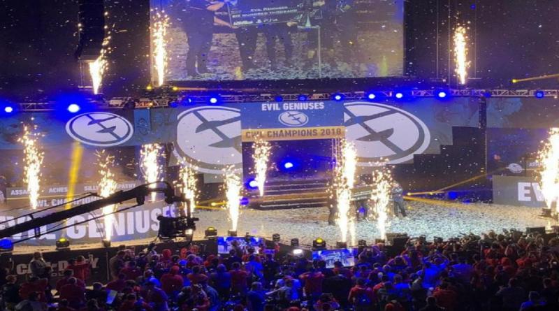 cod championship 2018