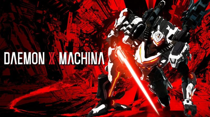Daemon X Machina Cover