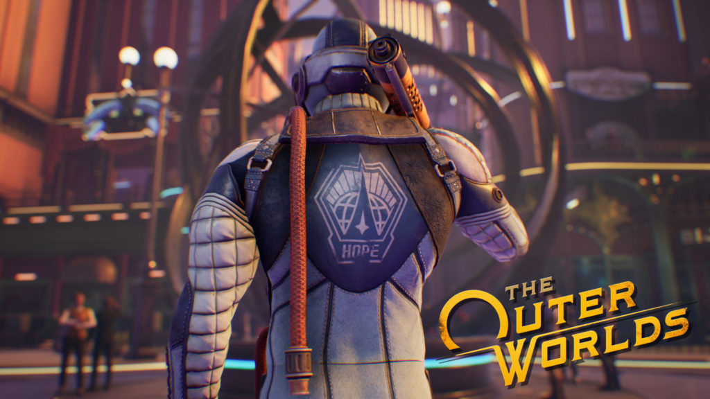The Outer Worlds - Cryo