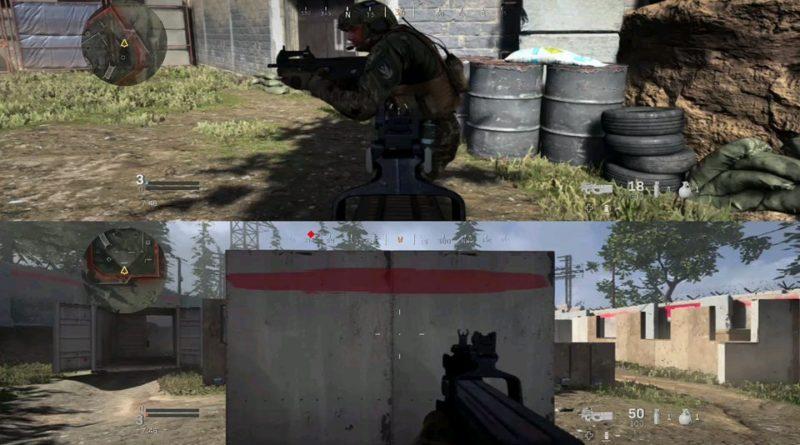 modern warfare hitbox