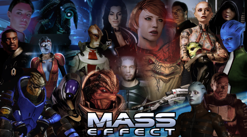 Mass Effect Blog Logo