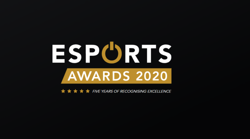 esports awards 2020 winners
